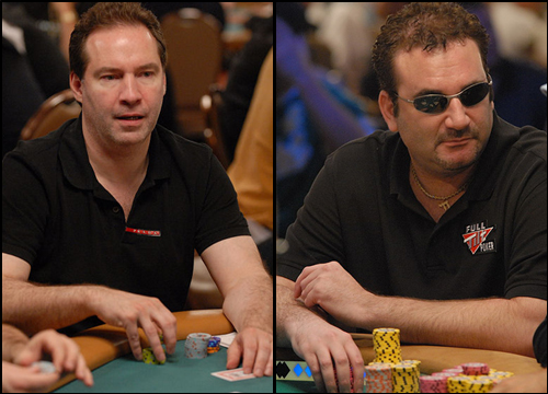 Forrest at Matusow