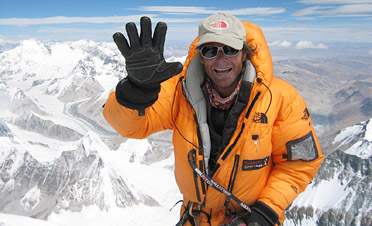 Willie Benegas, Mount Everest