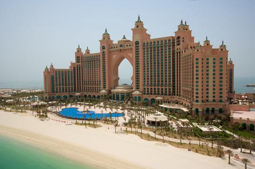 Dubai - Atlantis Casino