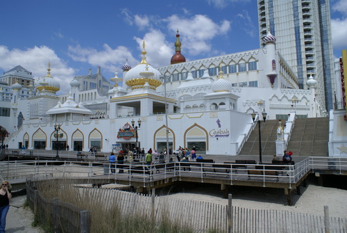 Trump Taj Mahal Casino Resort (Atlantic City, USA)