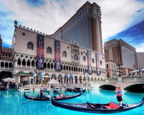 The Venetian Resort & Casino (Las Vegas, USA)