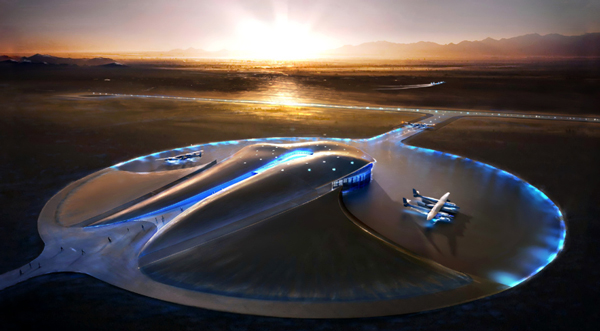 Virgin Spaceport