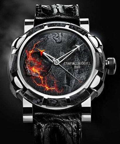 Volcano DNA Watch